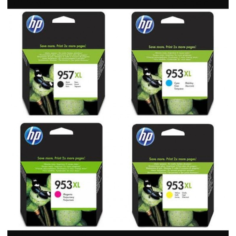 HP 953XL INK CARTRIDGE